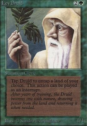 Beta: Ley Druid