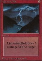Beta: Lightning Bolt