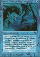 Beta: Merfolk of the Pearl Trident