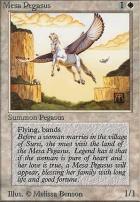 Beta: Mesa Pegasus