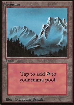 Beta: Mountain (A)