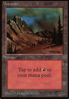 Beta: Mountain (C)