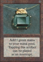 Beta: Mox Emerald