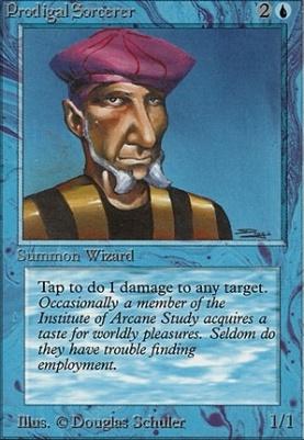 Beta: Prodigal Sorcerer