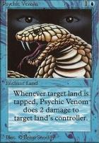 Beta: Psychic Venom