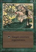 Beta: Regeneration