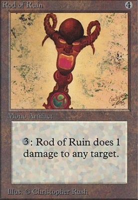 Beta: Rod of Ruin
