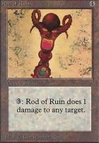 Beta: Rod of Ruin