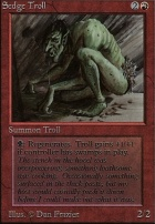 Beta: Sedge Troll