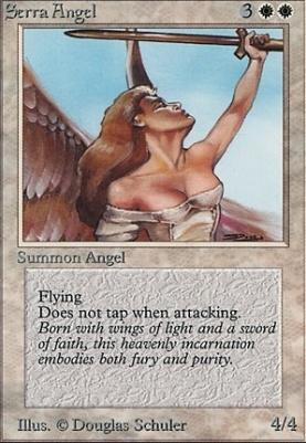 Beta: Serra Angel