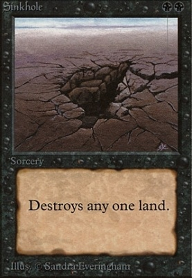 Beta: Sinkhole