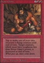 Beta: Stone Giant