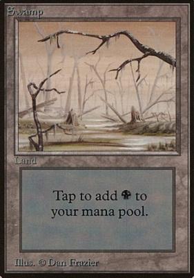 Beta: Swamp (A)