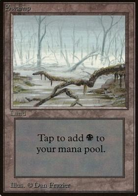 Beta: Swamp (B)