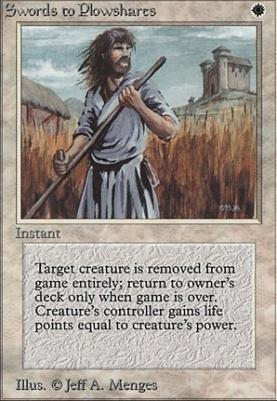 Beta: Swords to Plowshares