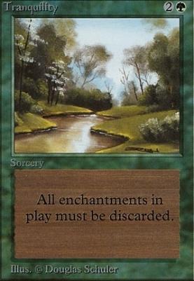 Beta: Tranquility