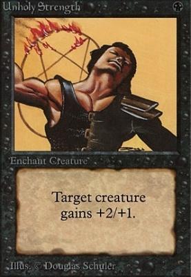 Beta: Unholy Strength