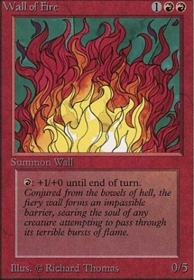 Beta: Wall of Fire