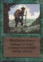 Beta: Wanderlust