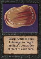 Beta: Warp Artifact