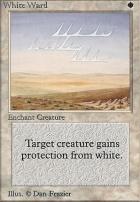 Beta: White Ward