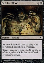 Betrayers of Kamigawa Foil: Call for Blood