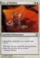 Betrayers of Kamigawa Foil: Day of Destiny
