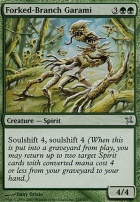 Betrayers of Kamigawa Foil: Forked-Branch Garami
