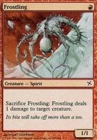 Betrayers of Kamigawa Foil: Frostling