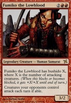 Betrayers of Kamigawa: Fumiko the Lowblood