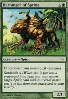 Betrayers of Kamigawa Foil: Harbinger of Spring
