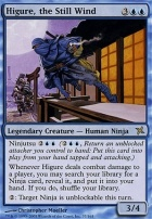 Betrayers of Kamigawa: Higure, the Still Wind