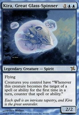 Betrayers of Kamigawa: Kira, Great Glass-Spinner