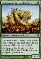 Betrayers of Kamigawa: Kodama of the Center Tree