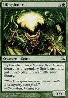 Betrayers of Kamigawa Foil: Lifespinner