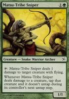 Betrayers of Kamigawa: Matsu-Tribe Sniper