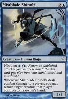 Betrayers of Kamigawa: Mistblade Shinobi