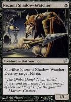 Betrayers of Kamigawa Foil: Nezumi Shadow-Watcher