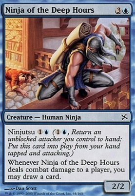 Betrayers of Kamigawa: Ninja of the Deep Hours
