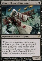 Betrayers of Kamigawa Foil: Shirei, Shizo's Caretaker