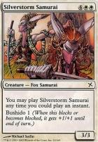 Betrayers of Kamigawa: Silverstorm Samurai