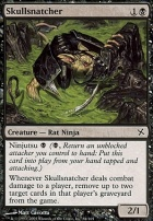 Betrayers of Kamigawa: Skullsnatcher