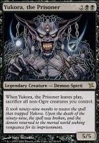 Betrayers of Kamigawa: Yukora, the Prisoner