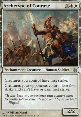 Born of the Gods: Archetype of Courage