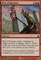 Born of the Gods: Bolt of Keranos