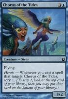 Born of the Gods Foil: Chorus of the Tides