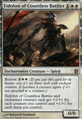 Born of the Gods: Eidolon of Countless Battles