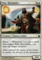 Born of the Gods Foil: Elite Skirmisher