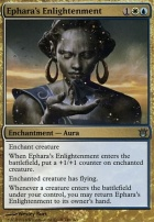 Born of the Gods Foil: Ephara's Enlightenment