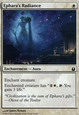 Born of the Gods: Ephara's Radiance